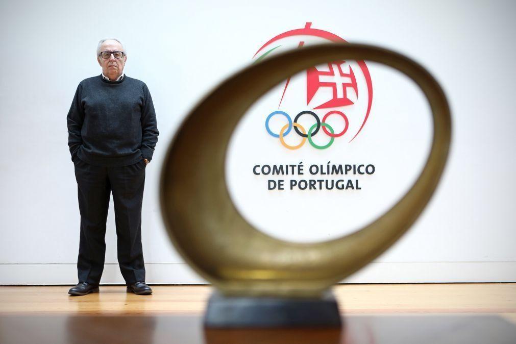 Tóquio2020: Presidente do COP lamenta falta de público e receia agravamento