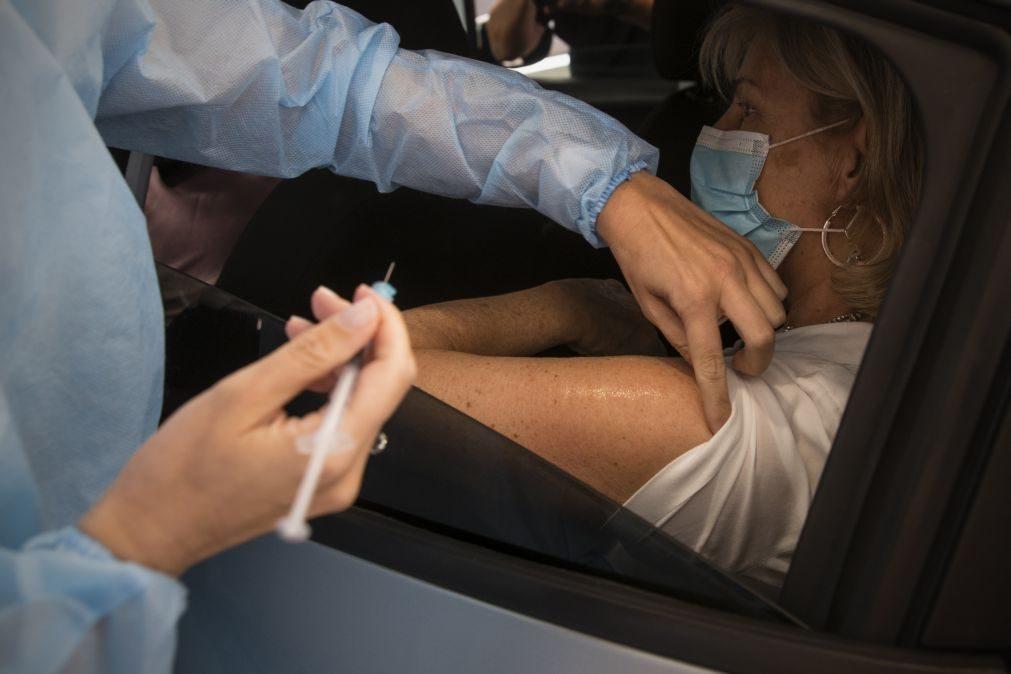 Covid-19: Autoagendamento para vacinação 'drive thru' no Porto disponível a partir de hoje
