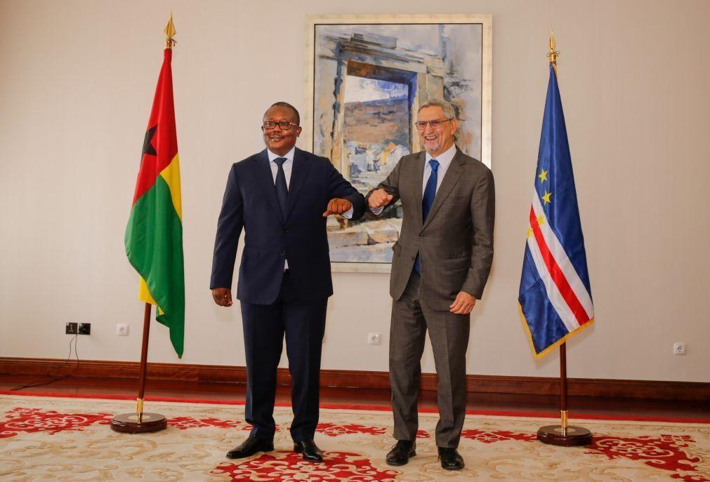 PR da Guiné-Bissau pede