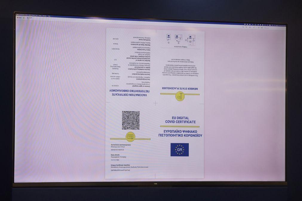 Covid-19: Rússia pronta para abordar com UE aceitação mútua de certificados de vacinação