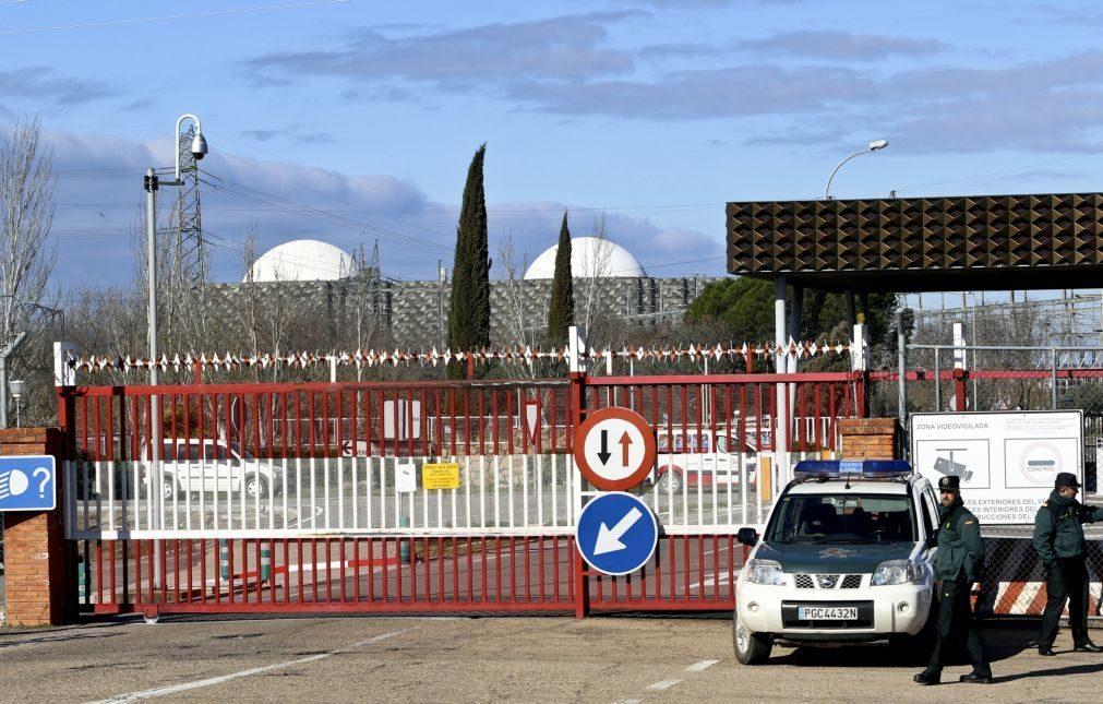 Central nuclear de Almaraz notificou paragem sem impacto na segurança de pessoas e ambiente