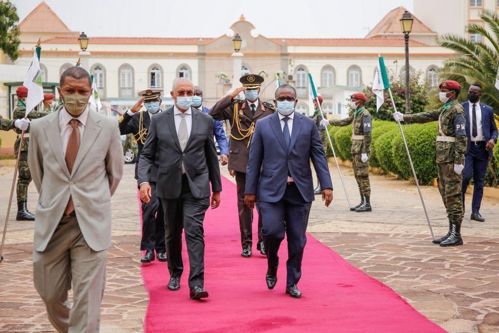 Guiné-Bissau e Cabo Verde querem ter