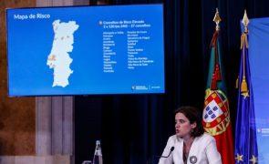 Covid-19: Governo vai manter matriz de risco para avaliação da pandemia