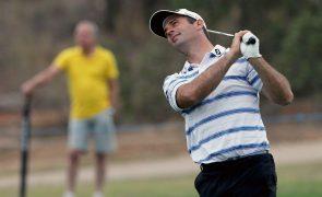 Ricardo Santos destaca-se entre alguns dos melhores do mundo no Open da Escócia