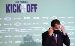 Desporto em Portugal perde 595 ME em 2020 por causa da covid-19