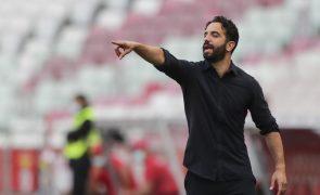 'Leões' Rúben Amorim e Coates eleitos melhores treinador e jogador do ano