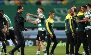 Sporting arranca defesa do título de campeão da I Liga com receção ao Vizela