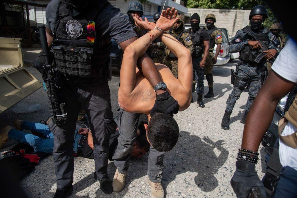 Haiti: Detidos quinze colombianos e dois cidadãos norte-americanos