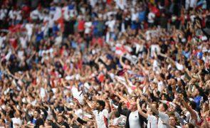 Euro2020: Inglaterra quer fazer futebol voltar a casa, Itália tem outras ideias
