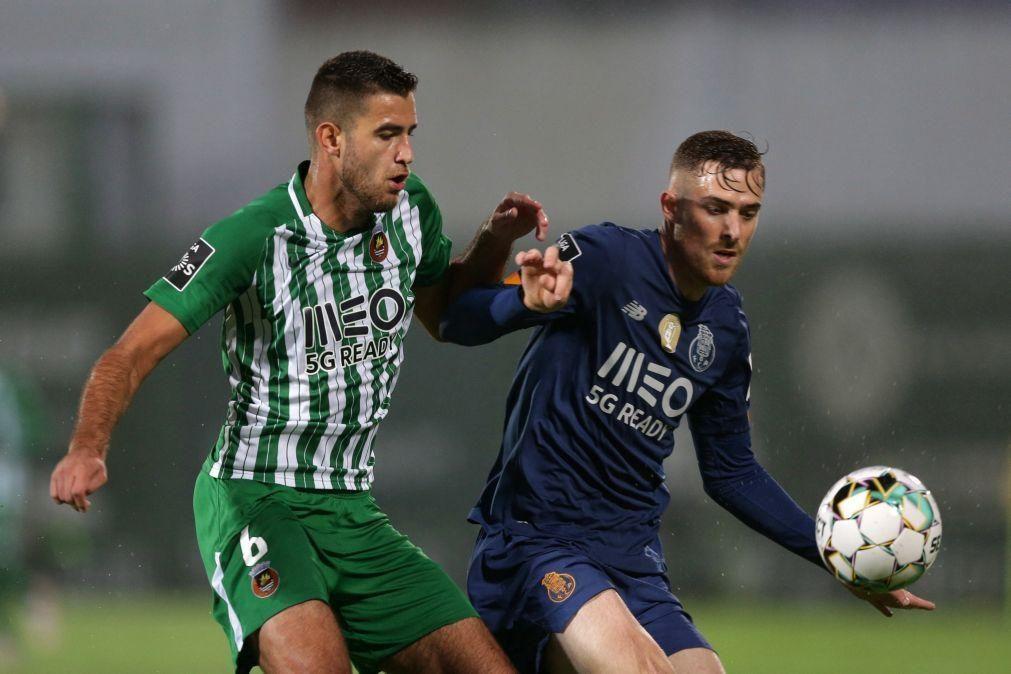Borevkovic reforça Vitória de Guimarães para acrescentar