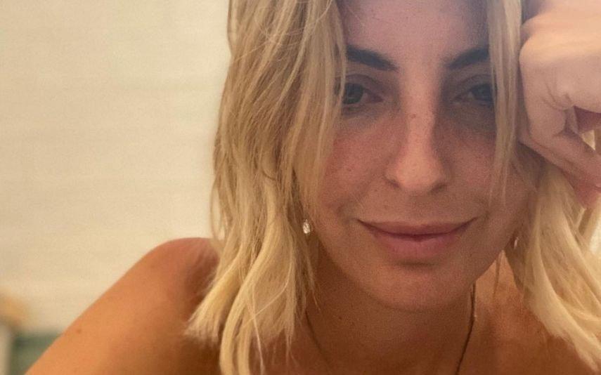 Jessica Athayde A mensagem que a atriz gostava de ter dado a Maria João Abreu