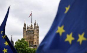 Brexit: UE recalcula que Reino Unido deve 47.500 milhões de euros