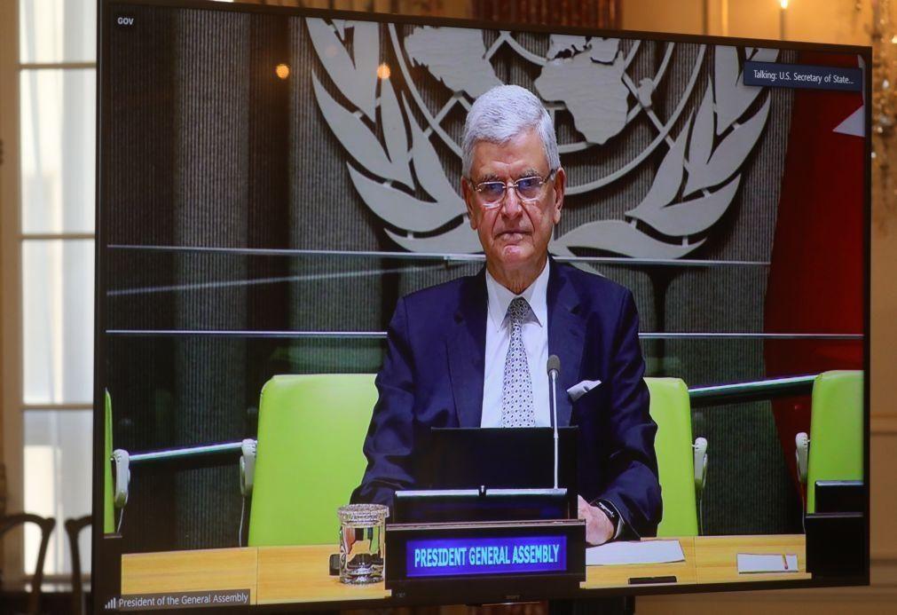 Tóquio2020: Nações Unidas apelam à observância da trégua olímpica