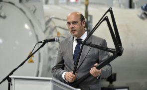 Ministro Siza Vieira diz que empresa de Vouzela é
