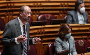 Deputado João Paulo Pedrosa (PS) renuncia ao mandato