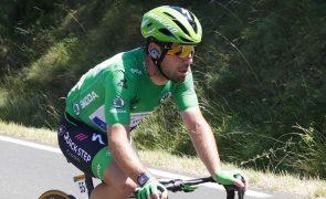 Tour: Cavendish conquista 34.ª triunfo e iguala recorde de Merckx