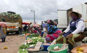 Moçambique com deflação em junho, terceiro mês consecutivo