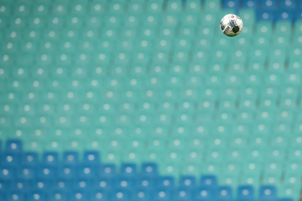 Covid-19: Futebol profissional com 33% da lotação dos estádios no arranque da época