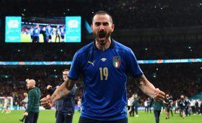 Euro2020: Bonucci garante Itália