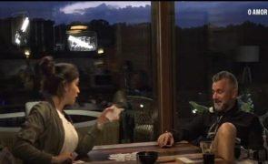 O Amor Acontece Acesa discussão entre Miguel e Joana coloca casal em risco: