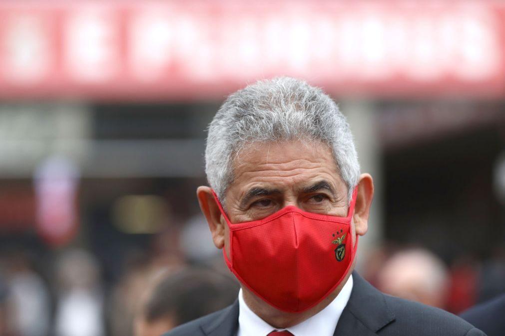 Cartão Vermelho: Luís Filipe Vieira último a ser ouvido por Carlos Alexandre