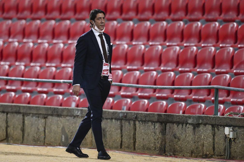 Cartão vermelho: Rui Costa assume presidência do Benfica