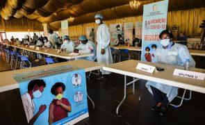 Covid-19: Angola com mais 198 infeções e três mortes nas últimas 24 horas