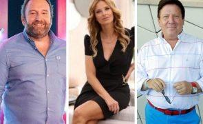 Eduardo Madeira Herman José defende 'patroa' da TVI após críticas sobre Eduardo Madeira