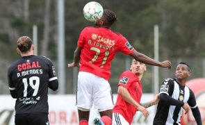 Benfica anuncia saída do lateral esquerdo Nuno Tavares para o Arsenal