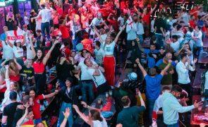 Euro2020: Inglaterra multada em 30 mil euros devido a comportamento dos adeptos