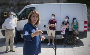 Covid-19: BE quer que Governo melhore condições das equipas de Saúde Pública