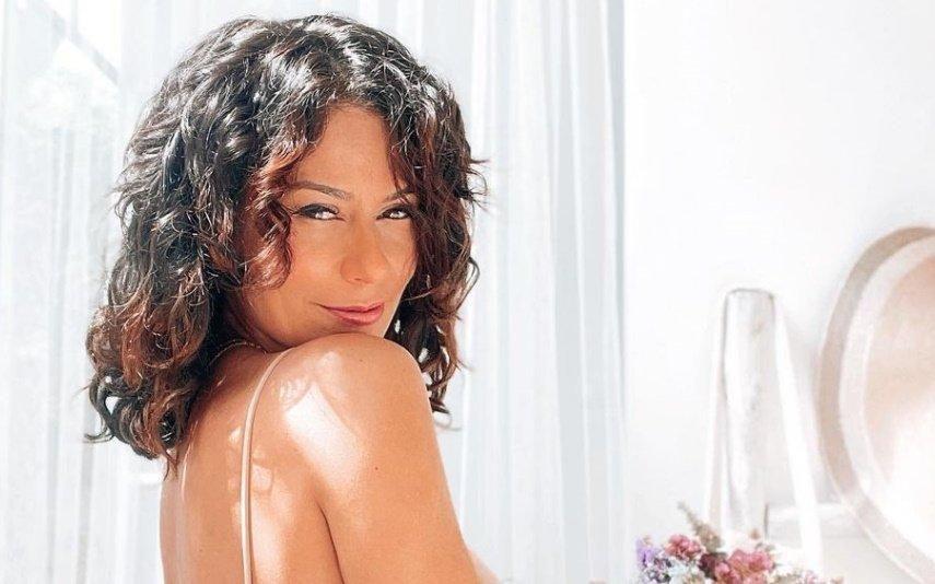 Marta Melro Mostra-se nua numa banheira e deixa fãs ao rubro (Fotos)