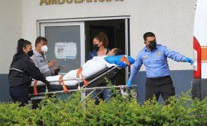 Covid-19: México com 232 mortes e 9.581 novos casos nas últimas 24 horas