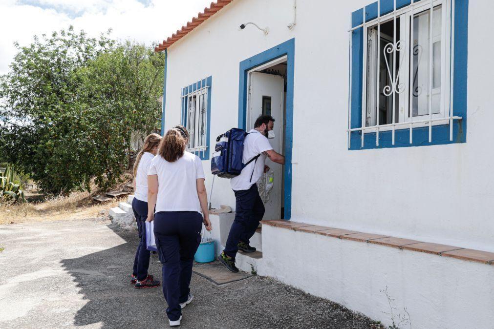 Doentes e profissionais elogiam hospitalização domiciliária de Portimão