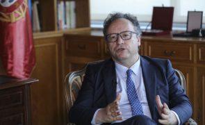 ENTREVISTA: Assis só irá ao congresso do PS como presidente do CES
