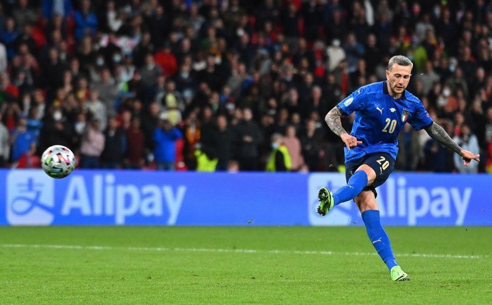 Euro2020: Inglaterra e Itália procuram hoje suceder a Portugal