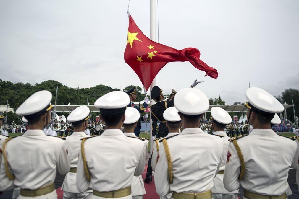 China quer reforçar apoio a Moçambique na formação militar