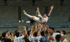 Copa América: Messi diz que se livrou de