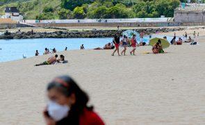 Seis pessoas detidas nos acessos às praias de Santo Amaro de Oeiras e Algés