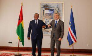 Reaproximação a Cabo Verde é um