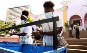 Covid-19: Angola anuncia mais 77 casos, seis óbitos e 29 doentes recuperados