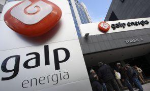 Produção da Galp no 2.º trimestre sobe 3% em cadeia e cai 3% em termos homólogos