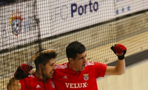 Benfica renova com hoquista Diogo Rafael por mais cinco anos