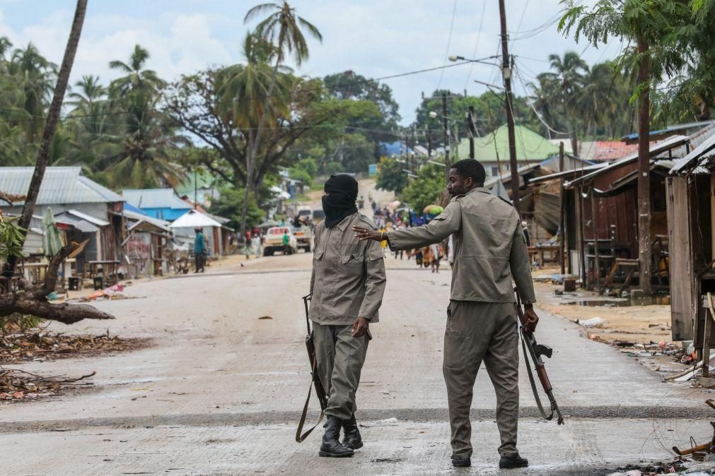 Moçambique/Ataques: Comandante português manifesta