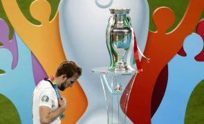 Euro2020: Kane diz que derrota