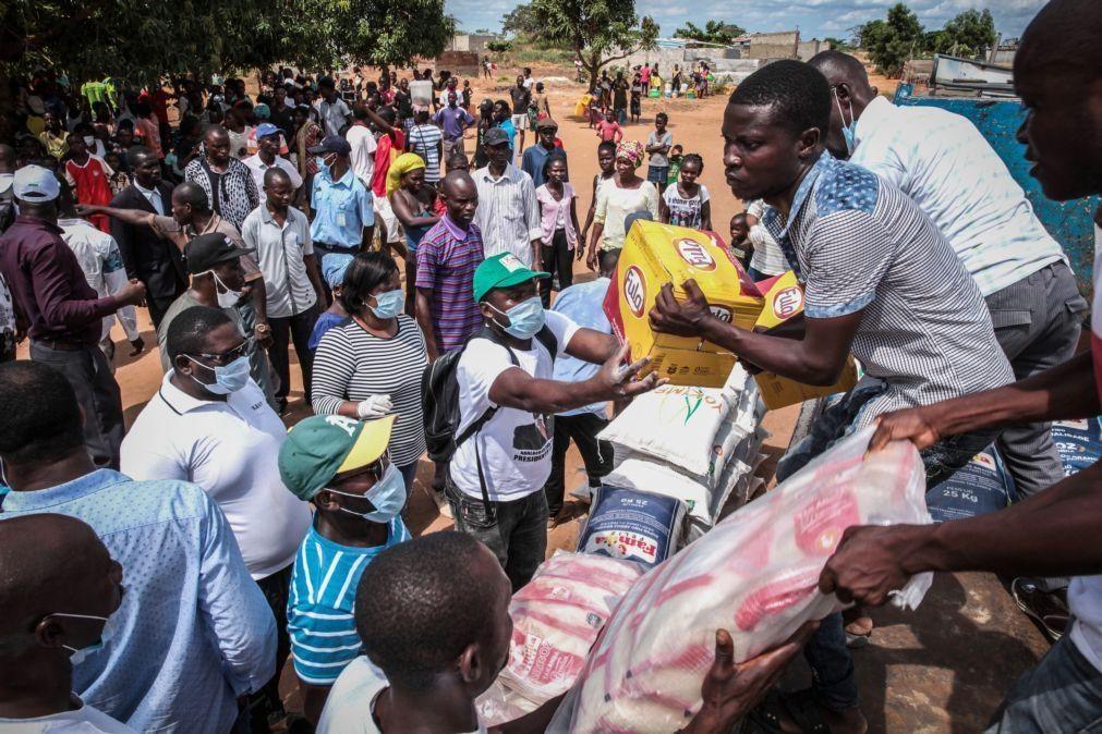 Fome durante a pandemia deixa uma em cada dez pessoas subnutrida