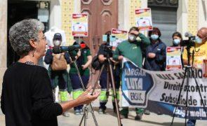 CGTP acusa grupo EGF de desvalorizar trabalhadores e prejudicar serviço de resíduos