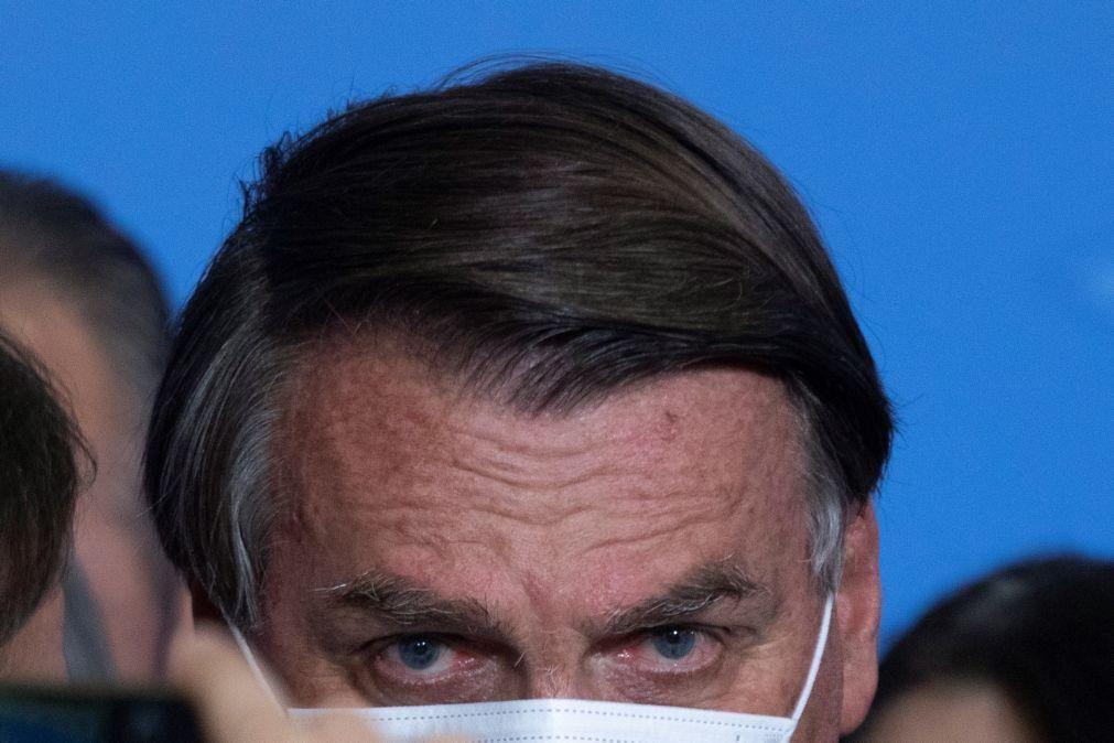 Covid-19: Polícia investiga suposta participação de Bolsonaro em irregularidades na compra de vacina