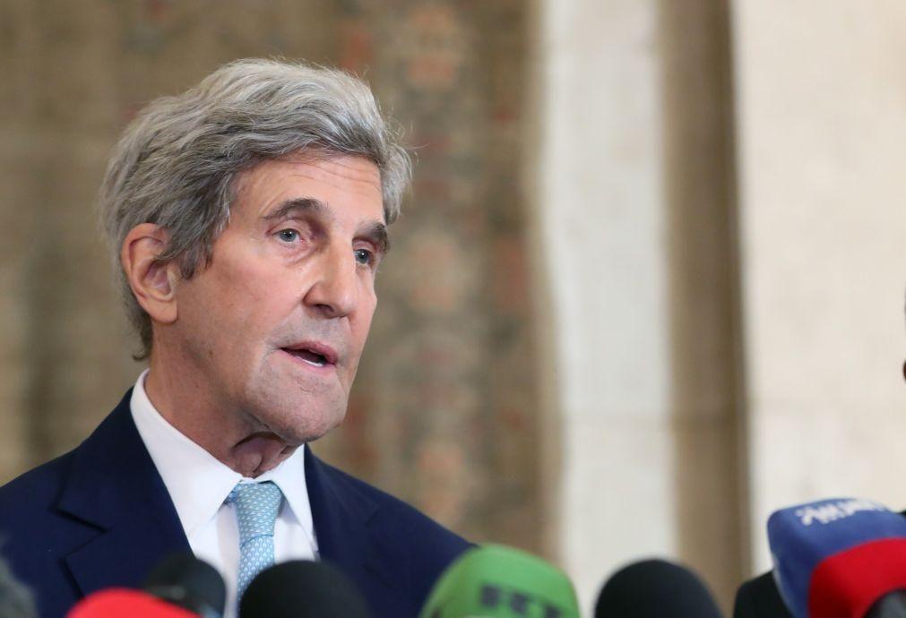 EUA e Rússia preparados para cooperar nas alterações climáticas