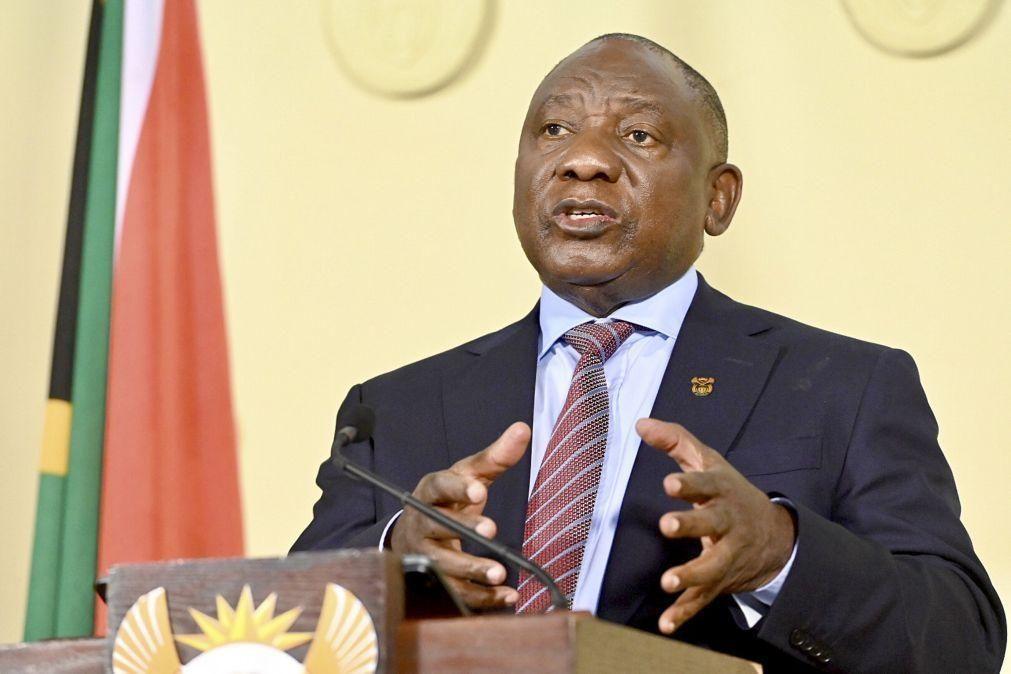 PR da África do Sul condena violência e promete agir contra responsáveis